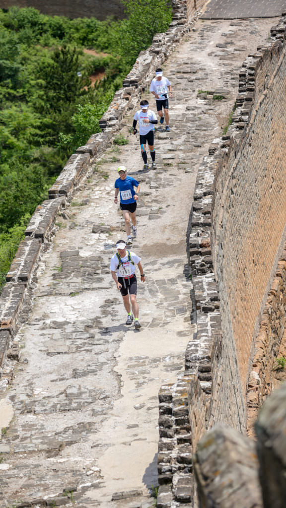 run the great wall marathon