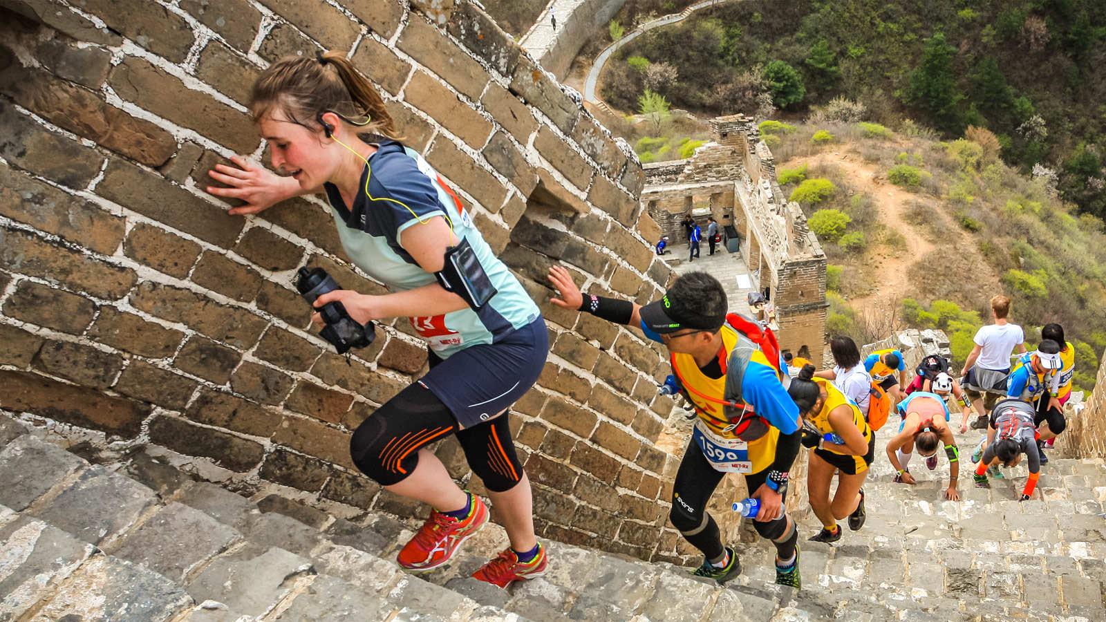 Run The Great Wall Marathon April - Great wall marathon
