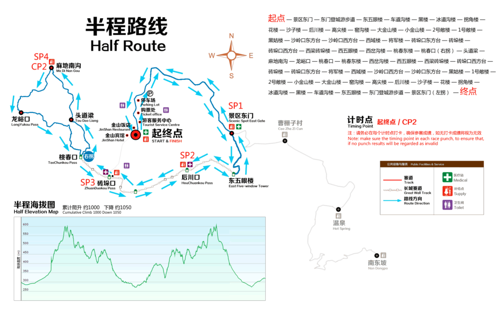 Great Wall Half Marathon